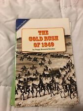 The gold Rush Of 1849 Paperback Lot Of 5 Pearson