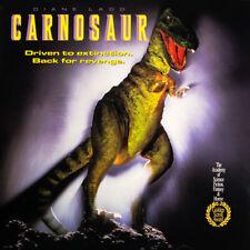 CARNOSAUR NEUF N&S NTSC LASERDISC Diane Ladd, Raphael Sbarge, Jennifer Runyon