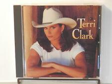 Terri Clark by Terri Clark (CD,1995, Mercury Nashville) Country - Good Condition