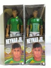 Mattel FC Elite Neymar Junior Soccer Action Figure  (Pack Of 2)