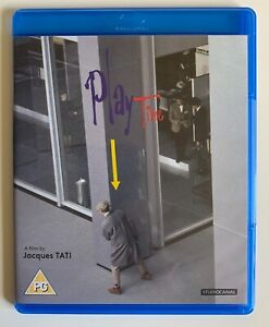 Playtime (1967) Jacques TATI - Bluray
