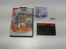 TOM AND JERRY THE MOVIE master system