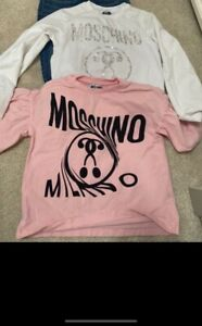 girls moschino age 8