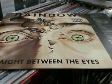 Rainbow - Straight Between the Eyes LP  (Saxon/Iron Maiden/Motorhead/Rush/AC/DC)