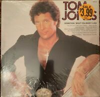 Tom Jones LP Album NEW pop R & B Soul London #22