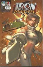 IRON AND THE MAIDEN (2007) #3 A - Back Issue (S)
