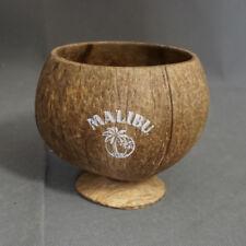 Malibu likör Rum Becher Kokosnuss Strand beach Cocktail  NEU