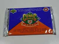 1991 Upper Deck Comic Ball 2 Trading Cards Pack of 12
