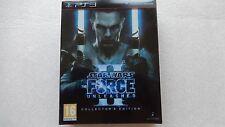 STAR Wars il Potere della Forza II 2 PS3 COLLECTOR'S EDITION per PlayStation 3 NUOVO