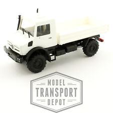 Busch 51001 MB Unimog U5023 CMD White H0 Vehicle Model 1 87