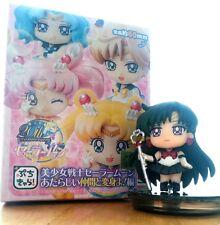 Sailor Moon - Petit Chara 2 Mini Figure Megahouse - PLUTO (A) relaxed eyebrows