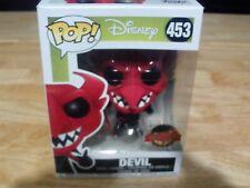 Funko Pop Nightmare Before Christmas 453 Devil Exclusive Figure