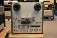 AKAI GX-625 4 track Stereo Tape Recorder Deck Reel to Reel USED JAPAN 100V RARE