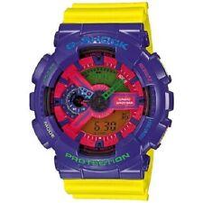 CASIO G-Shock  G Shock  Hyper Colors X-Large GA-110HC-6A   Neu & Ovp