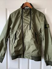 Authentic Stone Island Men's Tech Material/Water Proof Jacket (M) Worn 1X
