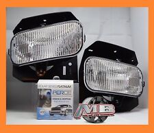 for 1999-2003 Ford F-150/F-250 99-02 Expedition Clear Lens Fog Lights H10 6000K