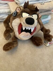 Applause Looney Tunes Taz Tasmanian Devil Plush toy