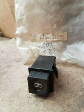 Citroen Visa Rear Window Heater Switch 95493674 NEW GENUINE