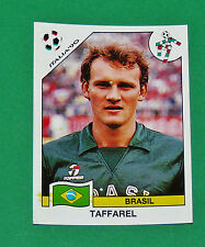 N°192 TAFFAREL BRESIL BRASIL PANINI COUPE MONDE FOOTBALL ITALIA 90 1990 WC WM