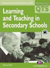 Learning and Teaching in Secondary Schools (Achieving QTS Seri ,.9781844450046