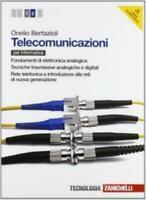 Telecomunicazioni per informatica vol.2 ZANICHELLI Bertazioli cod:9788808245441