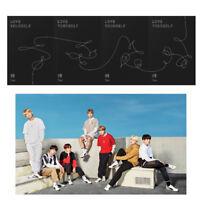 BTS 3rd Album LOVE YOURSELF Tear BANGTAN BOYS 4CD [ Y+O+U+R ] Album Set+4Posters