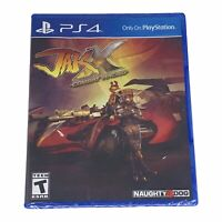 Jak X Combat Racing Playstation 4 Limited Run Games #292 Brand New Sealed