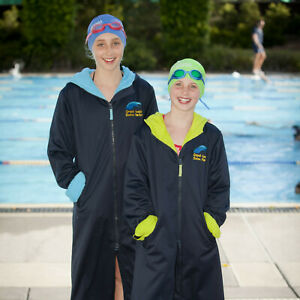 Great Aussie / AquaDash Swim Parkas - Original since 2011 - Kids 4 - Adults 3XL