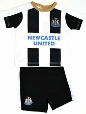 Newcastle Baby Kit 18-23 Months Newcastle FC  baby top & Shorts Set Cotton