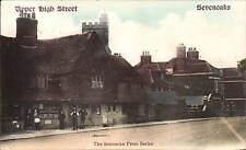 Sevenoaks. Upper High Street in The Sennocke Press Series.