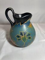 Handpainted Pottery Vase
