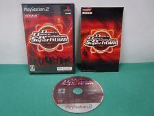 PlayStation2 -- Dance Dance Revolution Super NOVA -- PS2. JAPAN GAME. 47949