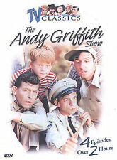The Andy Griffith Show - TV Classics: Vol. 4 (DVD, 2003) 4 Episodes