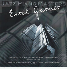 ERROLL GARNER : JAZZ PIANO MASTERS / 2 CD-SET - NEU