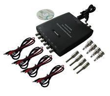 Hantek 1008B 8CH PC USB Oscilloscope/DAQ/8CH Programmable Generator 2.4MSa/s