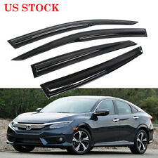 Inner Door Pull Doorknob Handle Bowl Protector Panel Cover Trim 4 Pcs Interior Mouldings For Honda Cr-v Crv 2017 2018 2019 Abs Making Things Convenient For The People Interior Mouldings