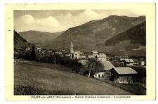 CPA 74 Haute-Savoie Pratz-sur-Arly Station Hivernale et Estivale vue générale