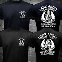 NSWDG Devgru Seal Team 3 ST-3A Dark Angel US Army Special Force T-shirt