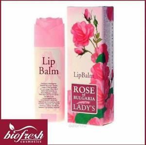 Lip balsam stick rose 5 ml Biofresh Rose of Bulgaria