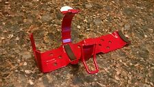 2.5 lb fire extinguisher mounting bracket for car, truck, machinery or equipment