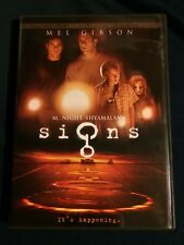 SIGNS By M. Night Shyamalan - DVD, Vista Series
