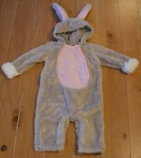 New Pottery Barn Kids BABY BUNNY Rabbit Costume Toddler Infant 0-6 Months