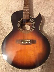 Epiphone PR 5E / VS Electro Acoustic Guitar Korean