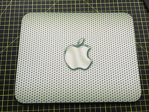 GRILL APPLE effect print MOUSEMAT MOUSE MAT PAD compatible with Mac iMac MacBook
