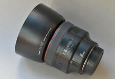 CANON EF 85mm F1.2 L USM PRIME LENS / MINT / MARK ONE