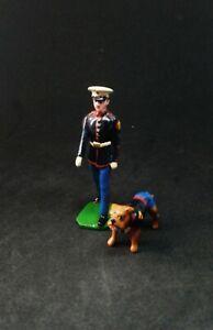 Ducal - US Marine + Bulldog Mascot