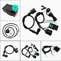 Ignition Coil Wiring Loom Harness Kill Switch CDI For 50cc-160cc Pit Dirt Bike