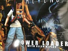 HOT TOYS 1/6: ALIENS MMS39 MOVIE MASTERPIECE POWER LOADER with ELLEN RIPLEY MIB