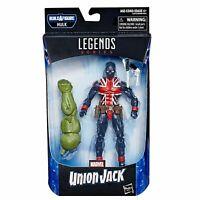 Avengers Endgame Marvel Legends Union Jack (Hulk BAF)