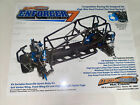 CSW0975  Enforcer 7 Gearbox 1/10th Electric Sprint Car Dirt Oval Kit New Sealed